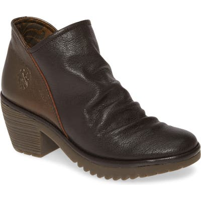 Fly London Wezo Bootie - Brown