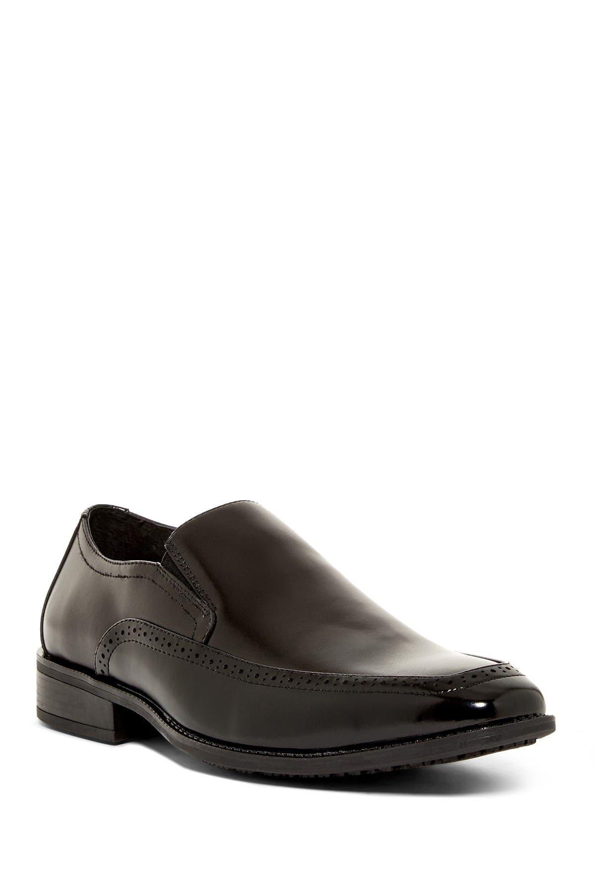 Action Slip-Resistant Brogued Loafer