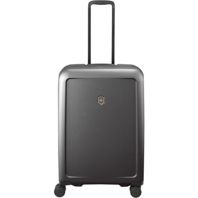 Victorinox Swiss Army Connex Medium 27-Inch Spinner Hardside Packing Case - Black