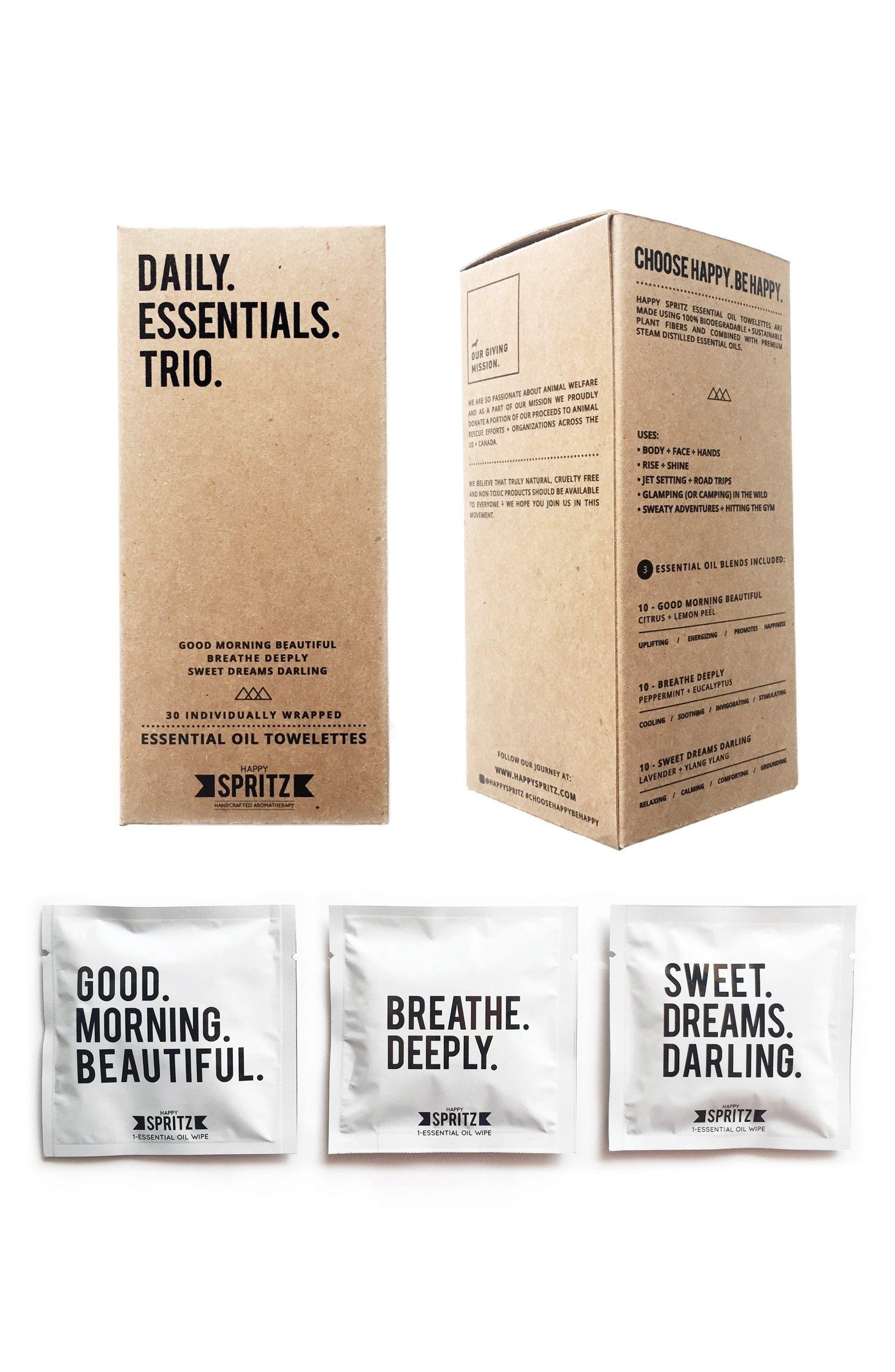 30-Day Daily Essentials Trio