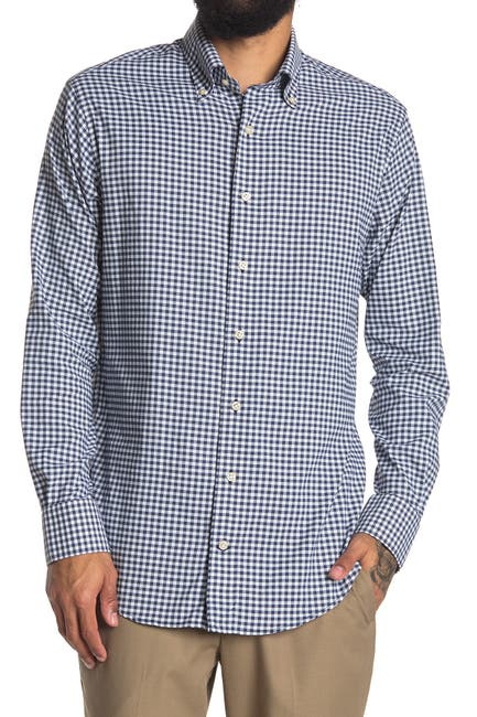 Image of Peter Millar Tatum Perfomance Oxford Shirt