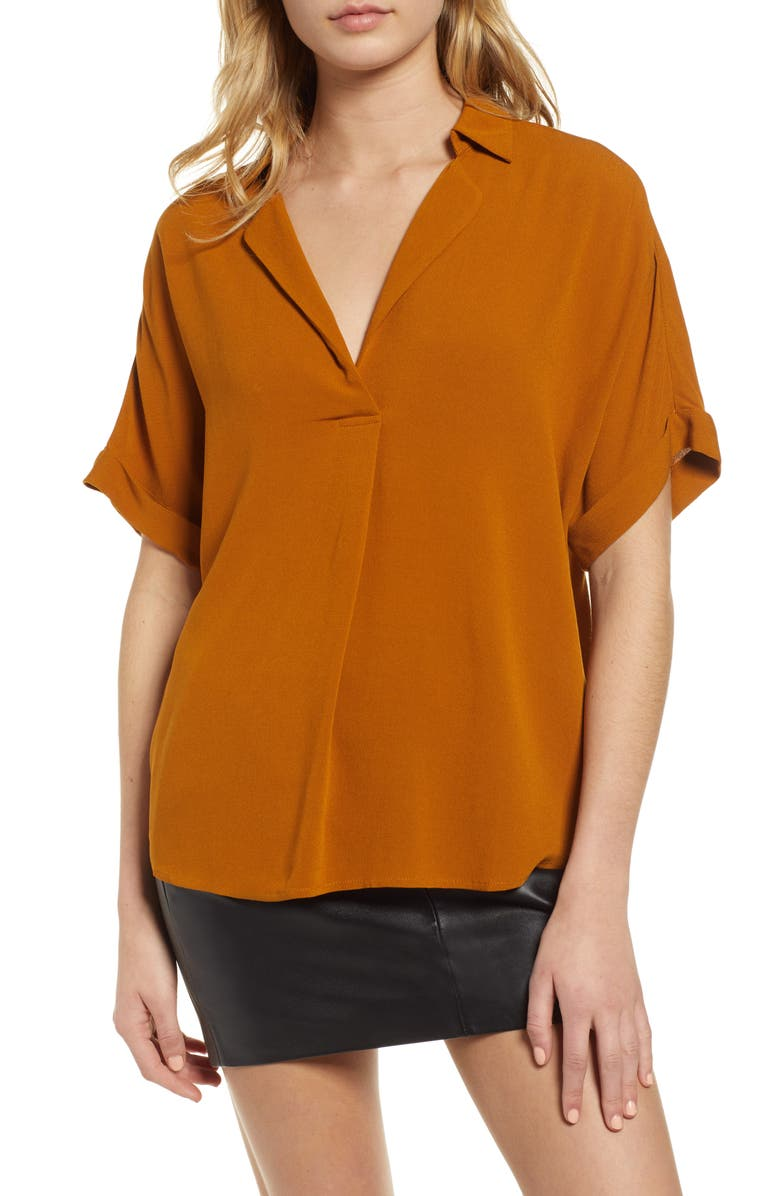 ALL IN FAVOR Button Back Top, Main, color, 200
