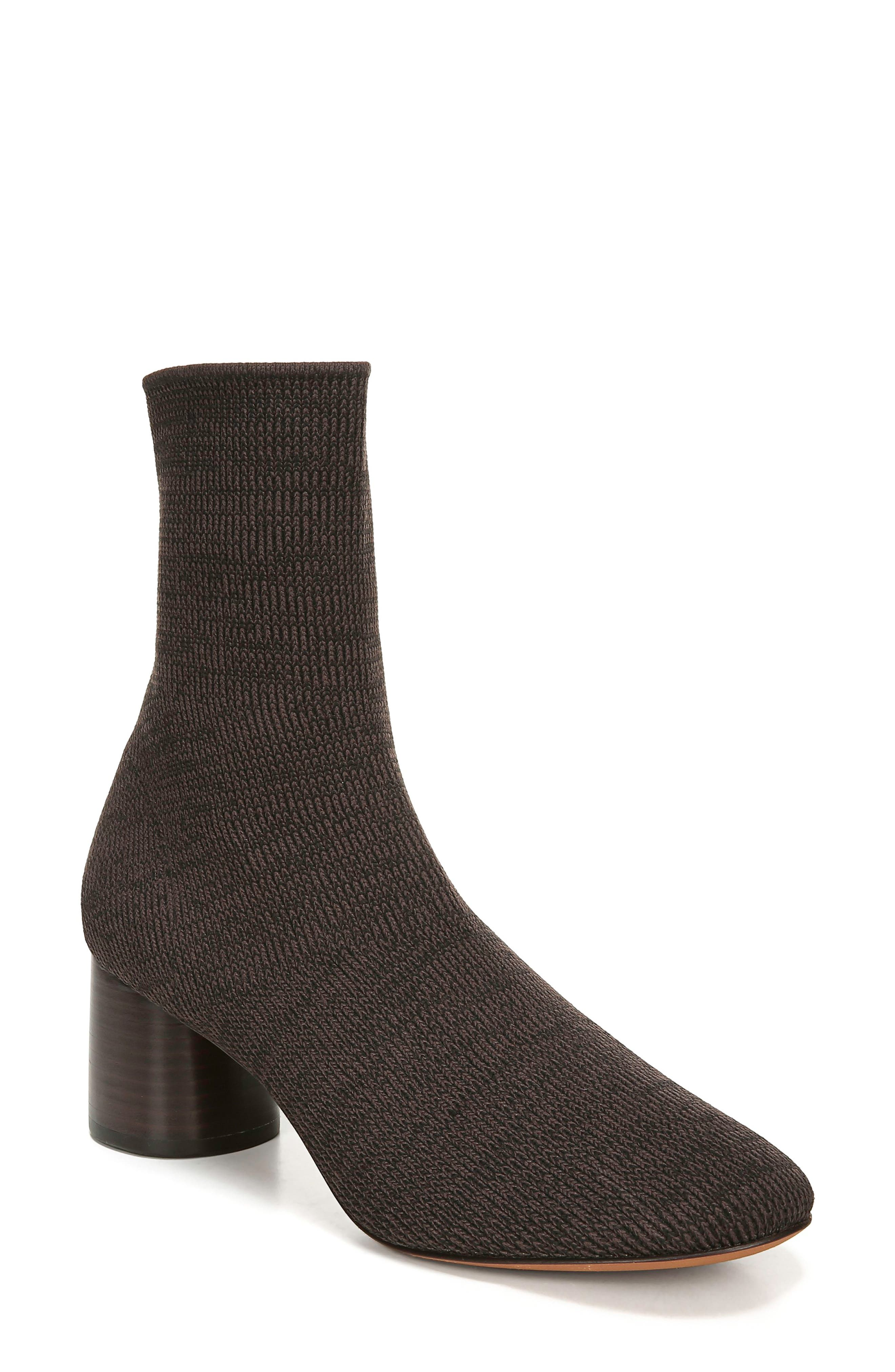 Vince Boots Tasha Sock Bootie