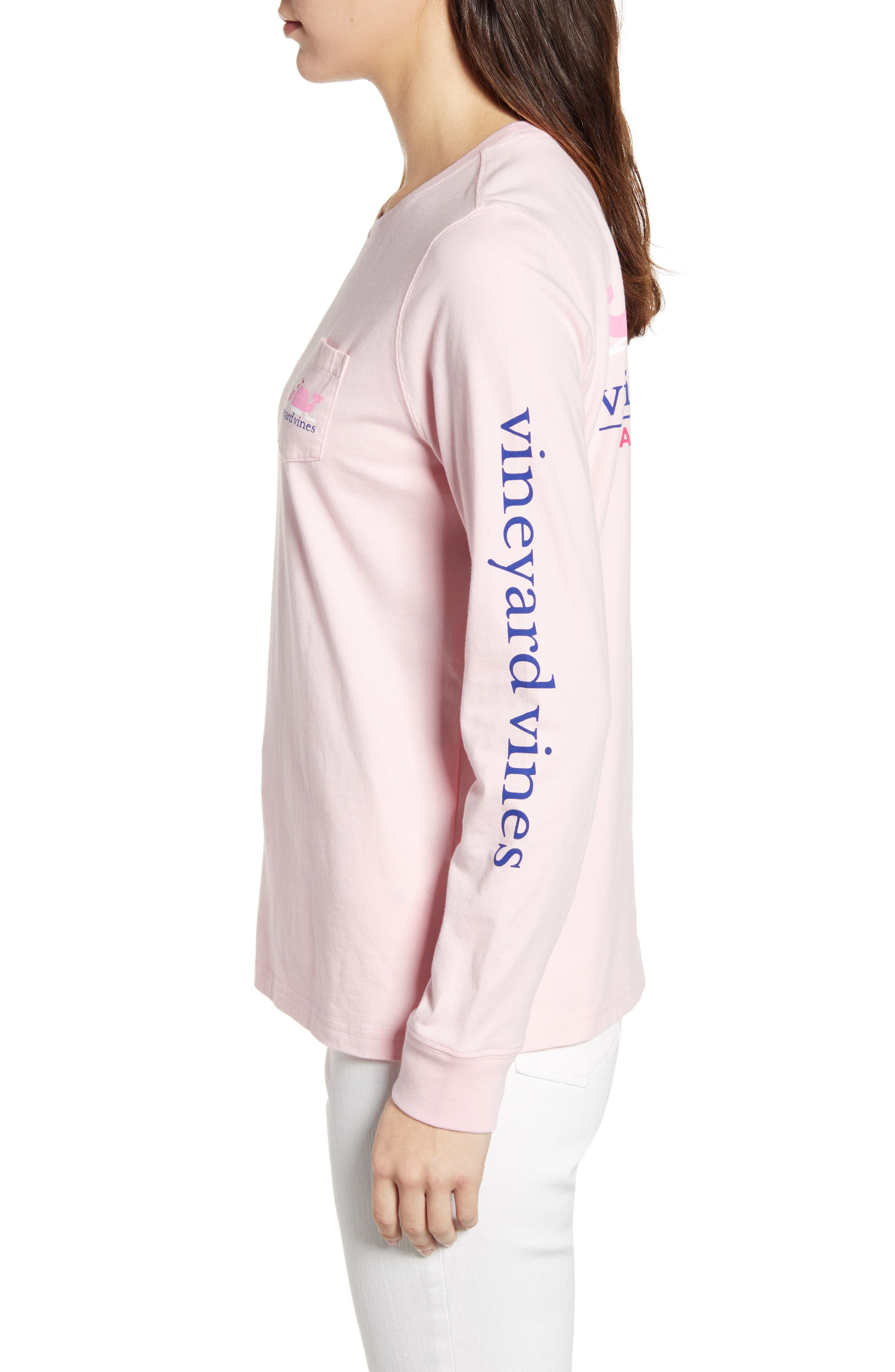 ,                             Mother's Day Pocket Tee,                             Alternate thumbnail 3, color,                             FLAMINGO