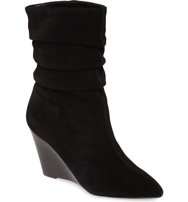 CHARLES BY CHARLES DAVID Empire Wedge Bootie, Main, color, 001