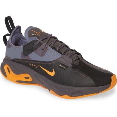 Nike React-Type Gore-Tex Waterproof Sneaker- Black