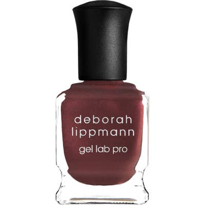 Deborah Lippmann Gel Lab Pro Nail Color - You Oughta Know Glp