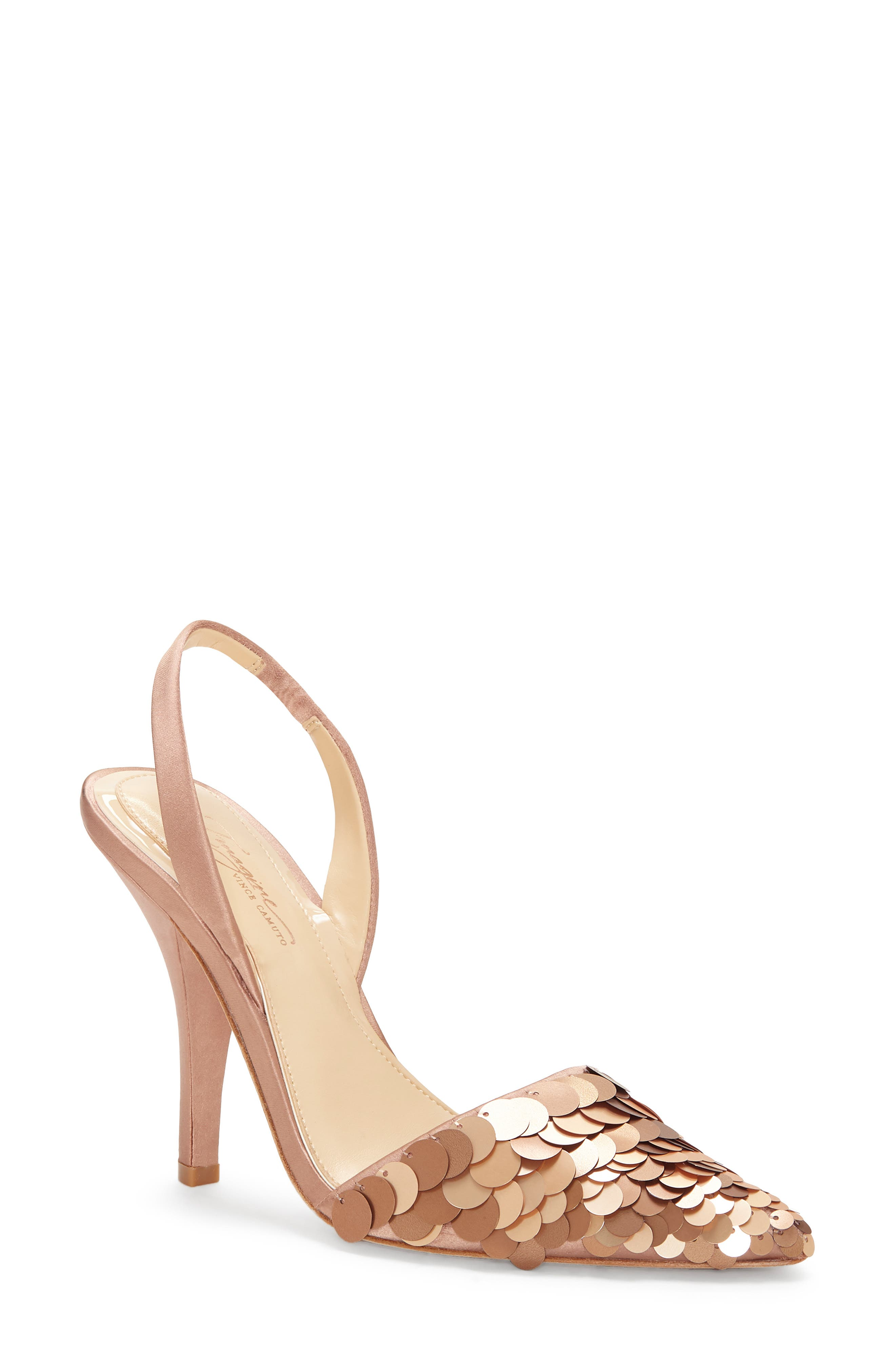 Imagine By Vince Camuto Lidya Pump, Pink