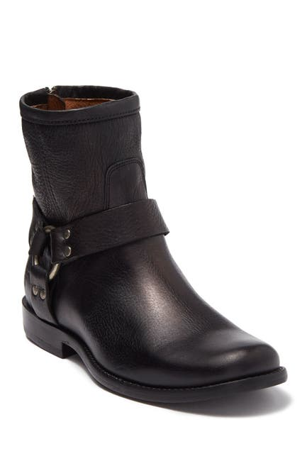 Image of Frye Portia Harness Short Boot