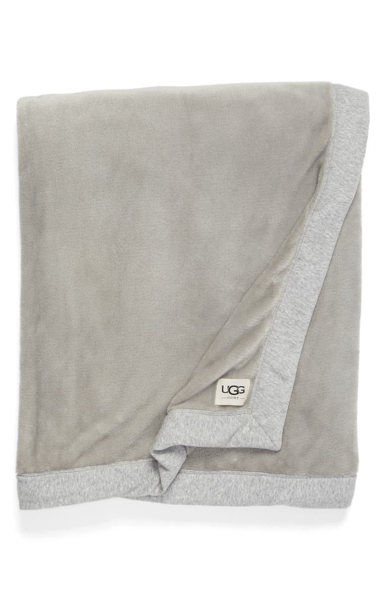 UGG<SUP>®</SUP> Duffield Throw, Main, color, 020