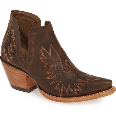 Ariat Dixon Bootie, Brown