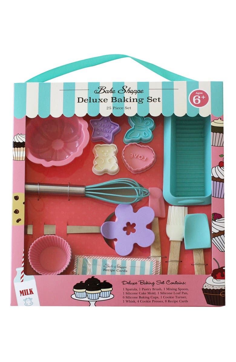 HANDSTAND KITCHEN Bake Shoppe Deluxe Baking Kit, Main, color, MULTI
