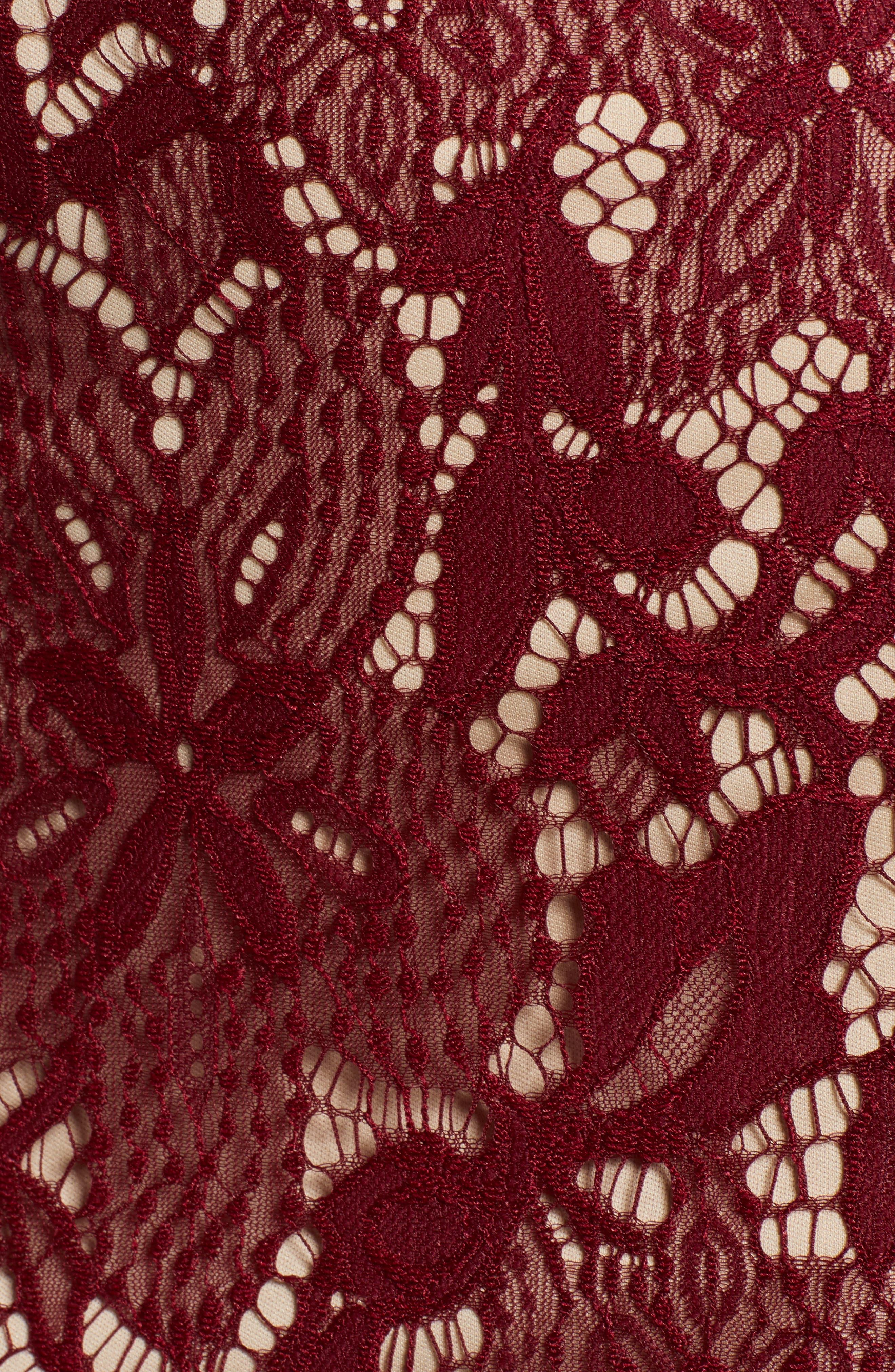 ,                             Scallop Lace Dress,                             Alternate thumbnail 14, color,                             930