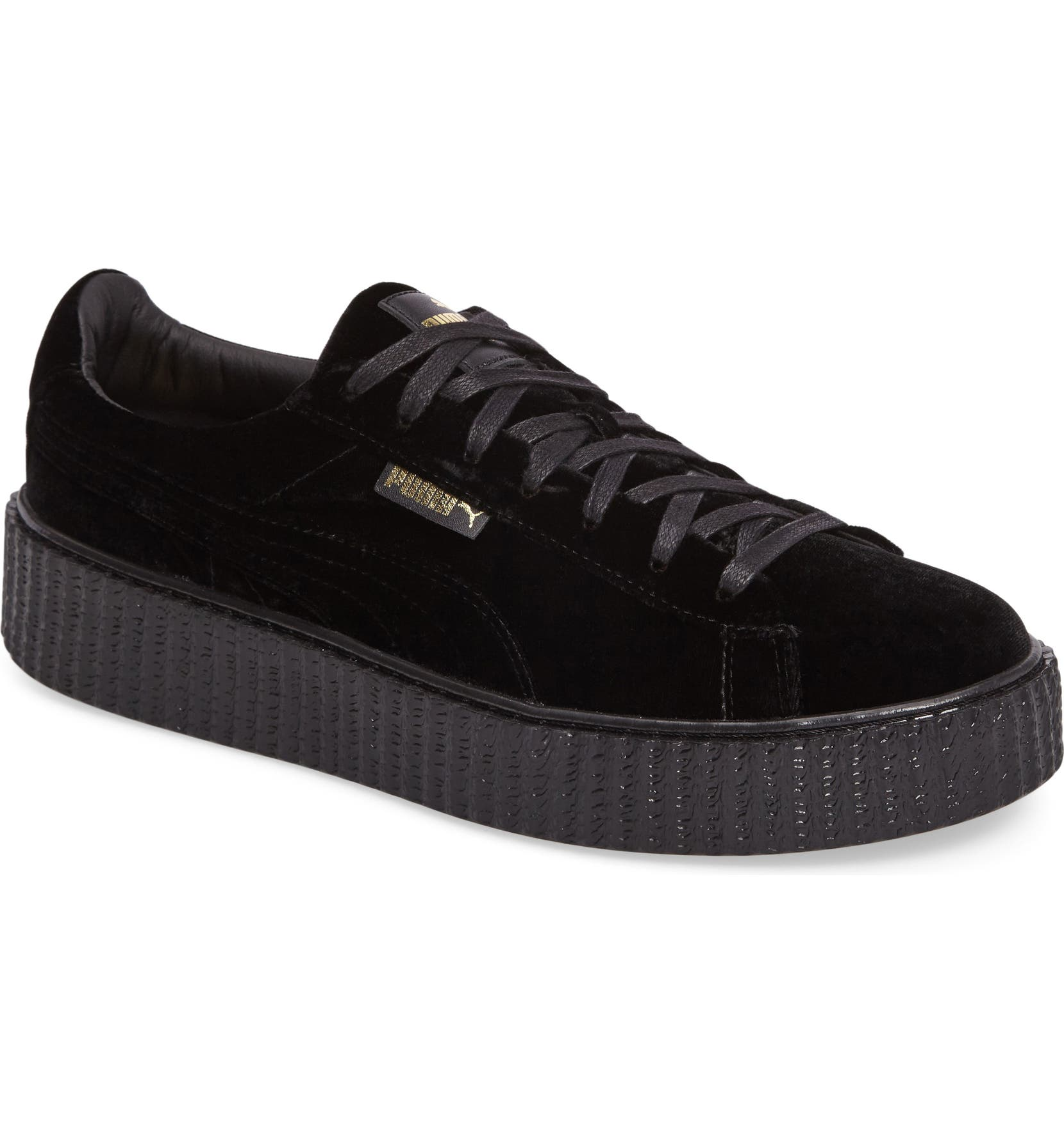 huge selection of f5bcd ba7ee FENTY PUMA by Rihanna Velvet Creeper Sneaker
