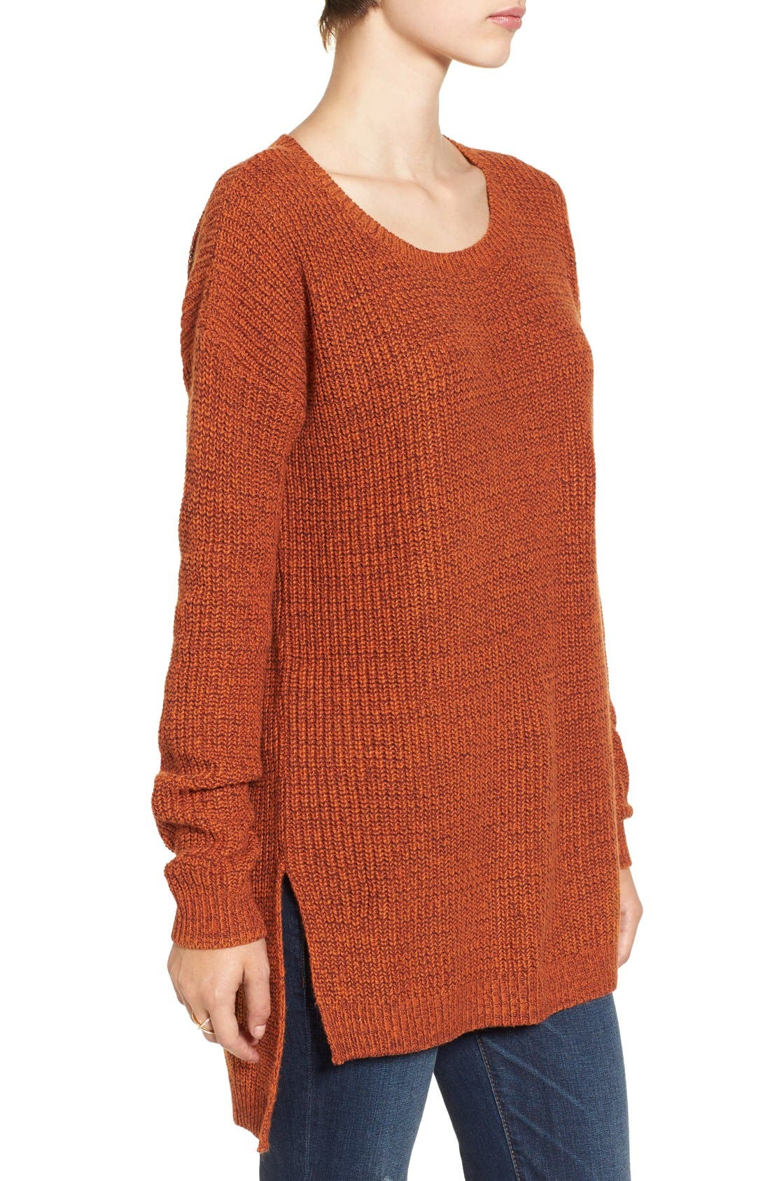 ,                             Textured Knit Pullover,                             Alternate thumbnail 12, color,                             221