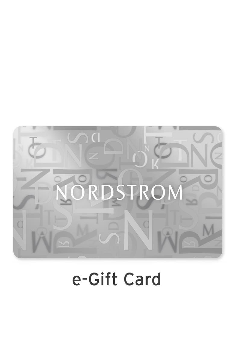 NORDSTROM GIFT CARD Spa Nordstrom e-Gift Card, Main, color, CGC