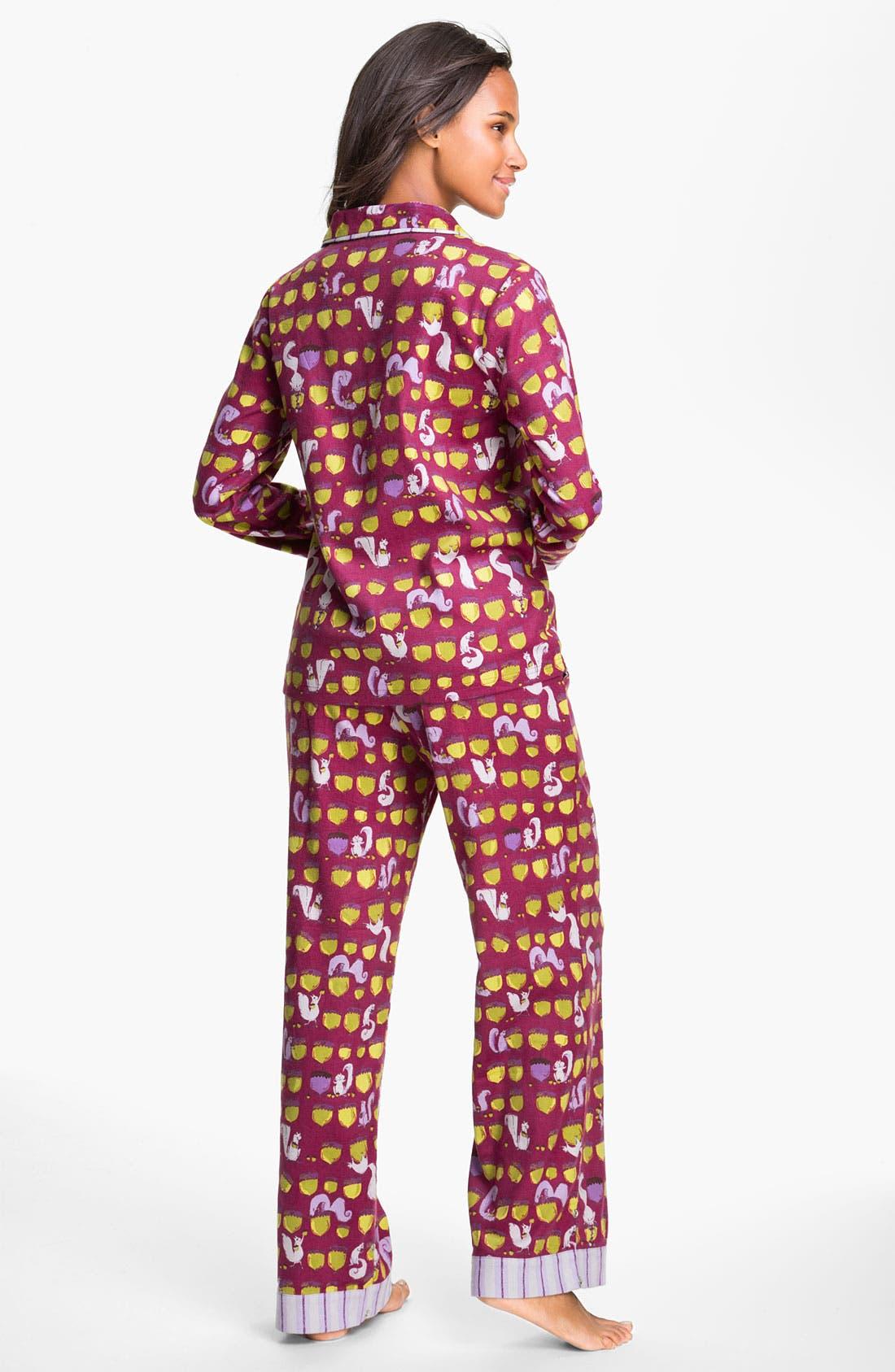 ,                             Flannel Pajamas,                             Alternate thumbnail 52, color,                             500