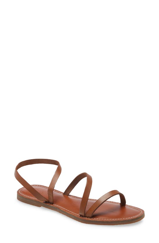 Madewell THE BOARDWALK ANKLET STRAP SANDAL