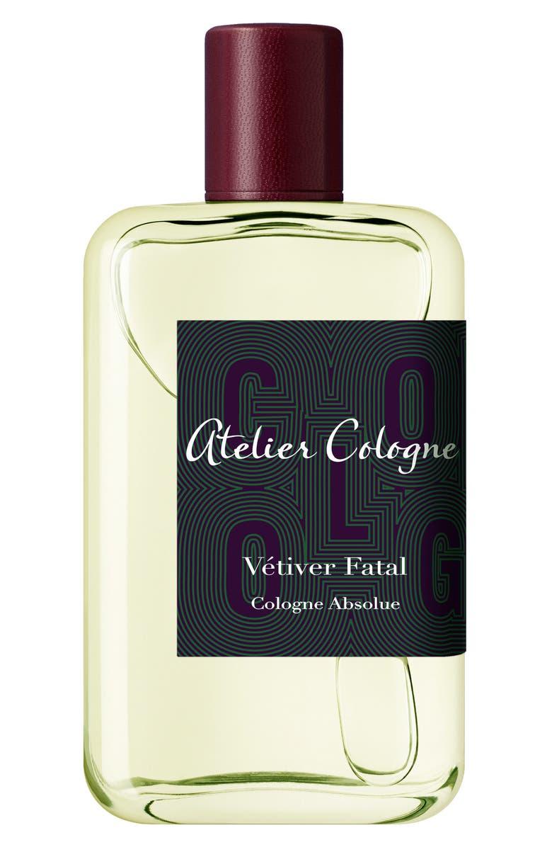 ATELIER COLOGNE Vetiver Fatal Cologne Absolue, Main, color, NO COLOR