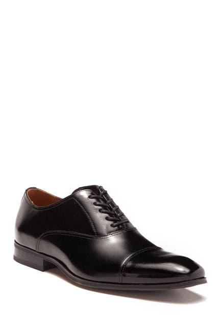 Image of Florsheim Carino Cap Toe Leather Oxford