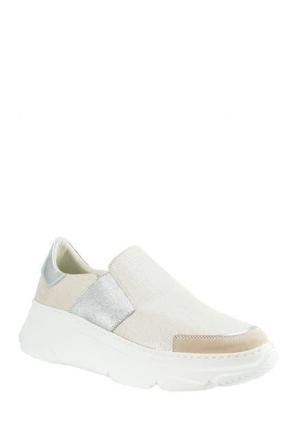 Image of RON WHITE Ferra Platform Slip-On Sneaker
