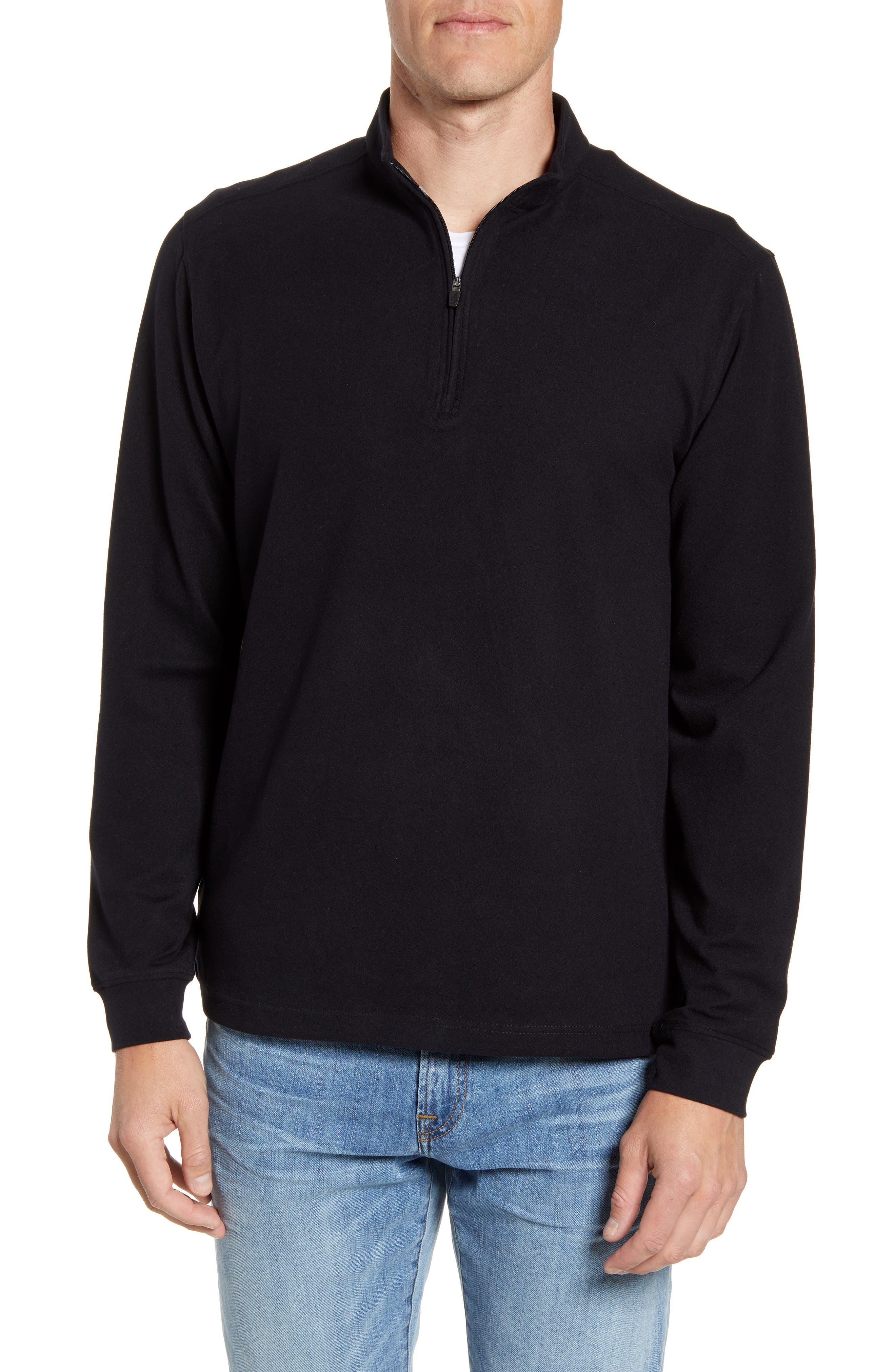 Brady Half Zip Pullover
