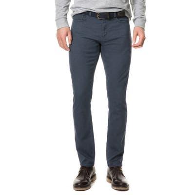 Big & Tall Rodd & Gunn Adams Straight Leg Jeans, Blue
