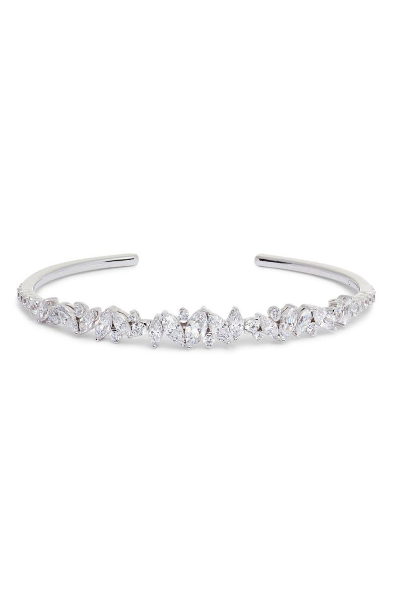 NADRI Tango Scatter Flex Cuff Bracelet, Main, color, 040