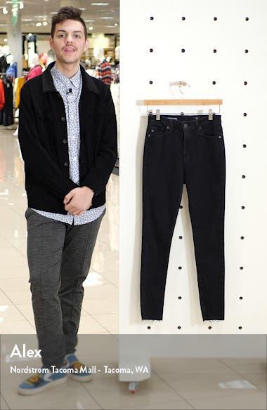 The Mila High Waist Skinny Jeans, sales video thumbnail