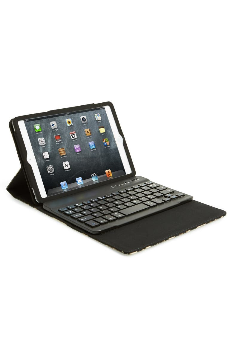 best authentic 64f0a a7bf1 'leopard' iPad mini keyboard case