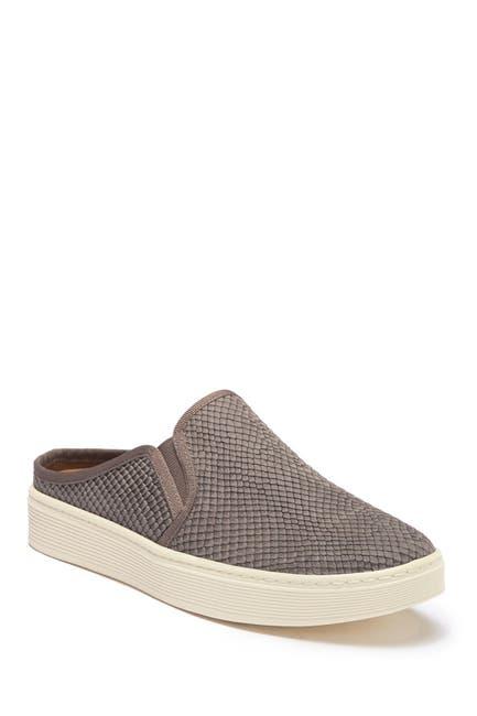 Image of Sofft Somerton Snakeskin Embossed Slip-On Sneaker
