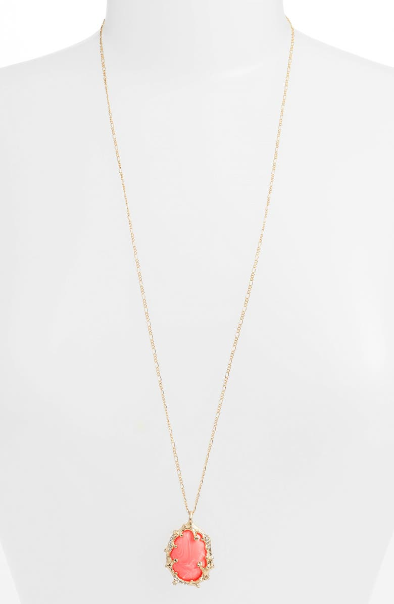 Lilly Pulitzer Coraline Pendant Necklace Nordstrom