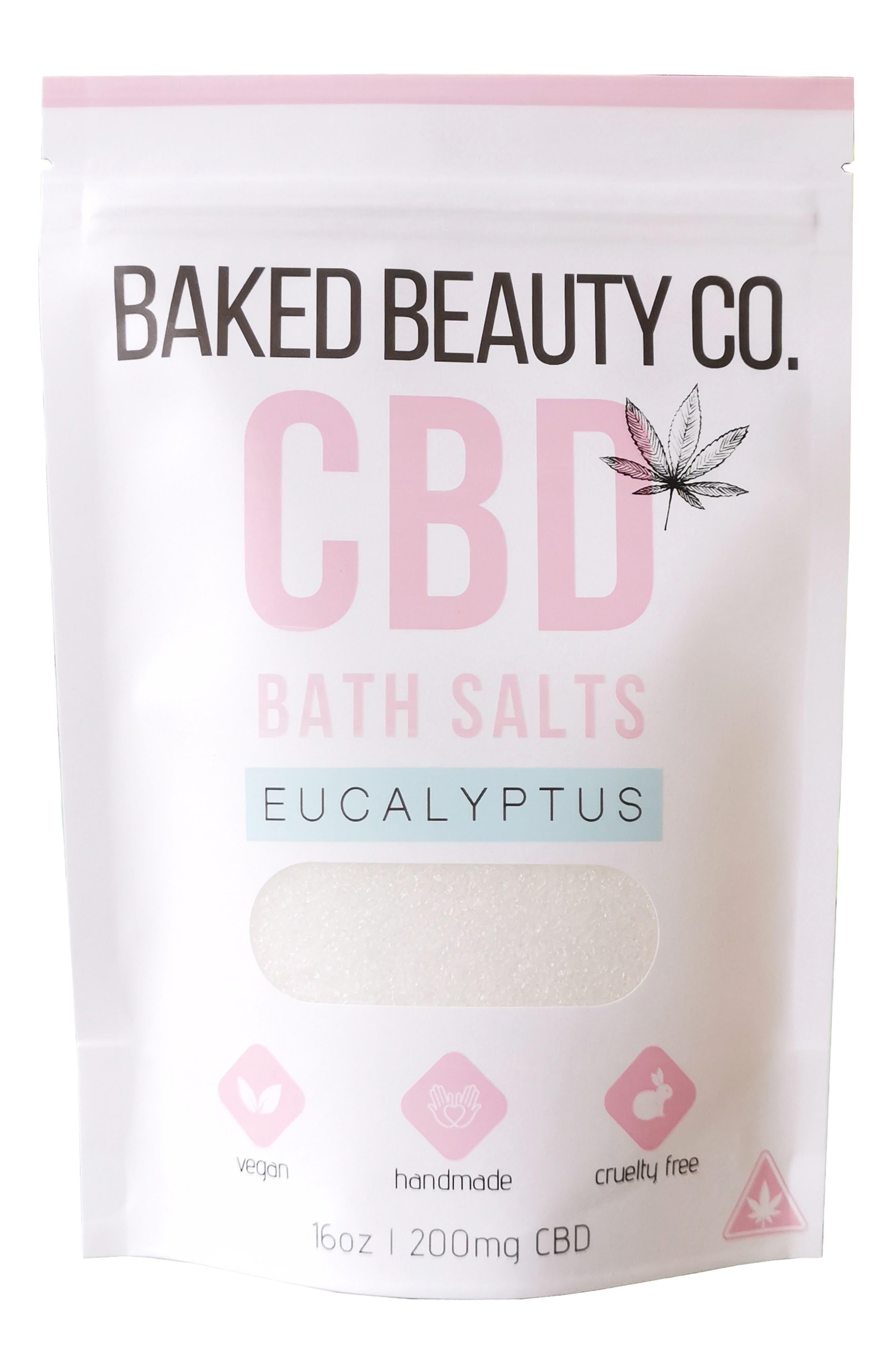 Cbd Eucalyptus Bath Salts