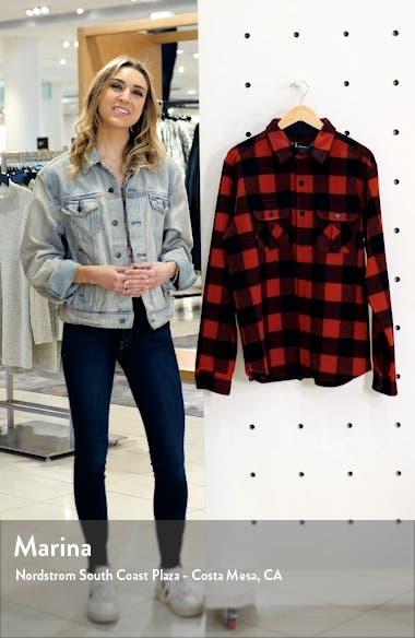 Anchor Line Flannel Shirt Jacket, sales video thumbnail