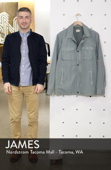 Civilian Regular Fit Zip Jacket, sales video thumbnail