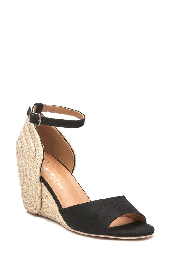 Coconuts By Matisse Wedges HORIZON ANKLE STRAP ESPADRILLE WEDGE SANDAL