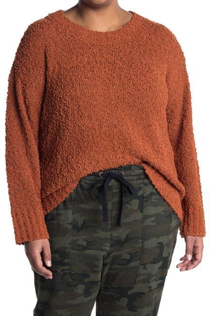 Image of Sanctuary Popcorn Crew Neck Sweater