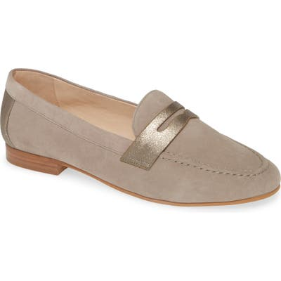 Johnston & Murphy Petrina Penny Loafer, Beige
