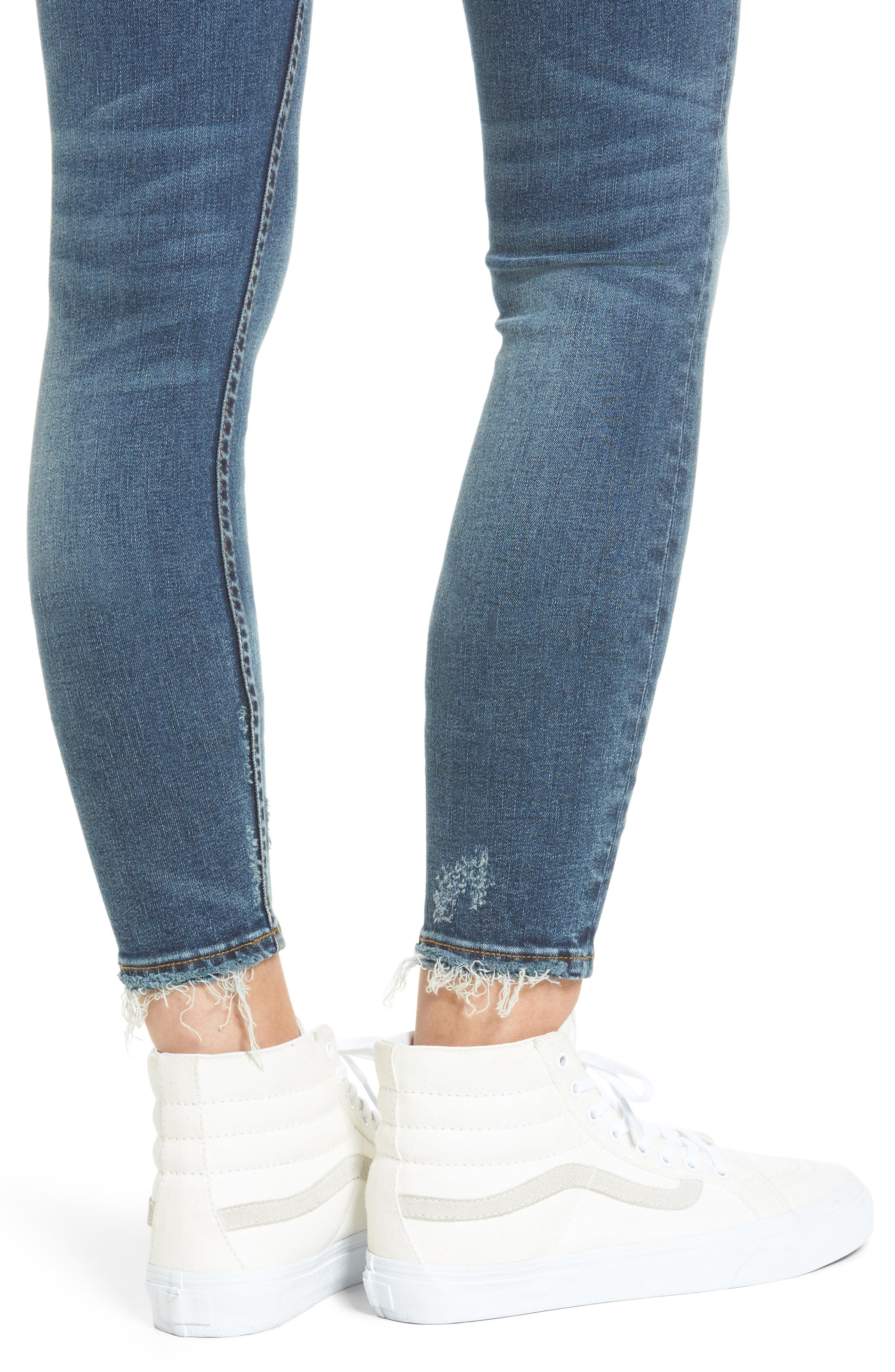 ,                             Jagger Ripped Skinny Jeans,                             Alternate thumbnail 4, color,                             400