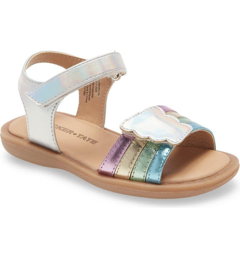 TUCKER + TATE Rainbow Sandal, Main, color, 040