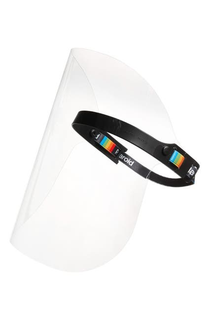 Image of Polaroid Stay Safe Face Shield