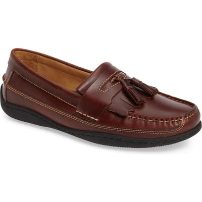 Johnston & Murphy Fowler Kiltie Tassel Loafer