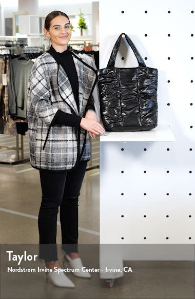 Puffer Tote, sales video thumbnail