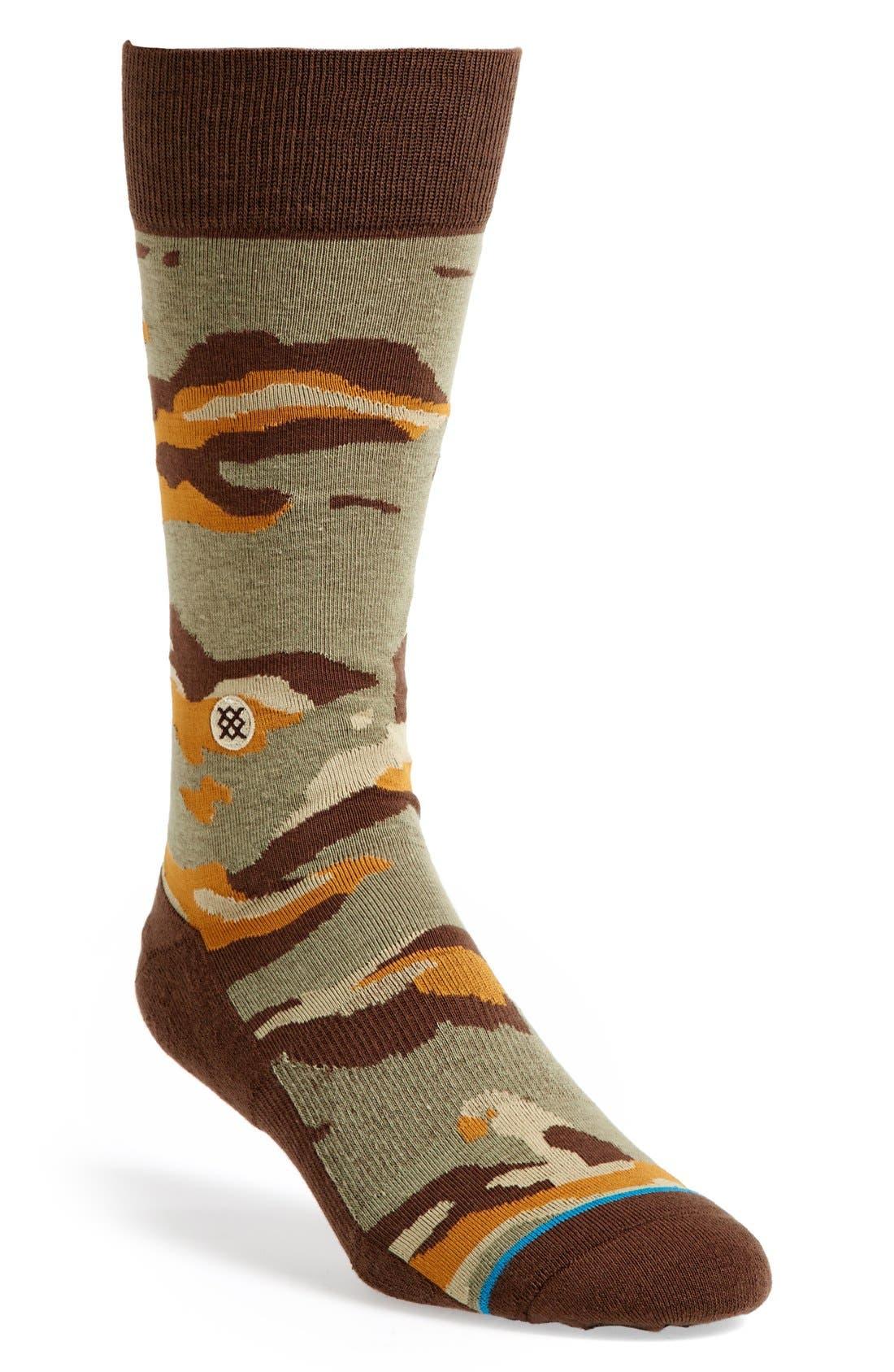'Lookout' Socks, Main, color, 200