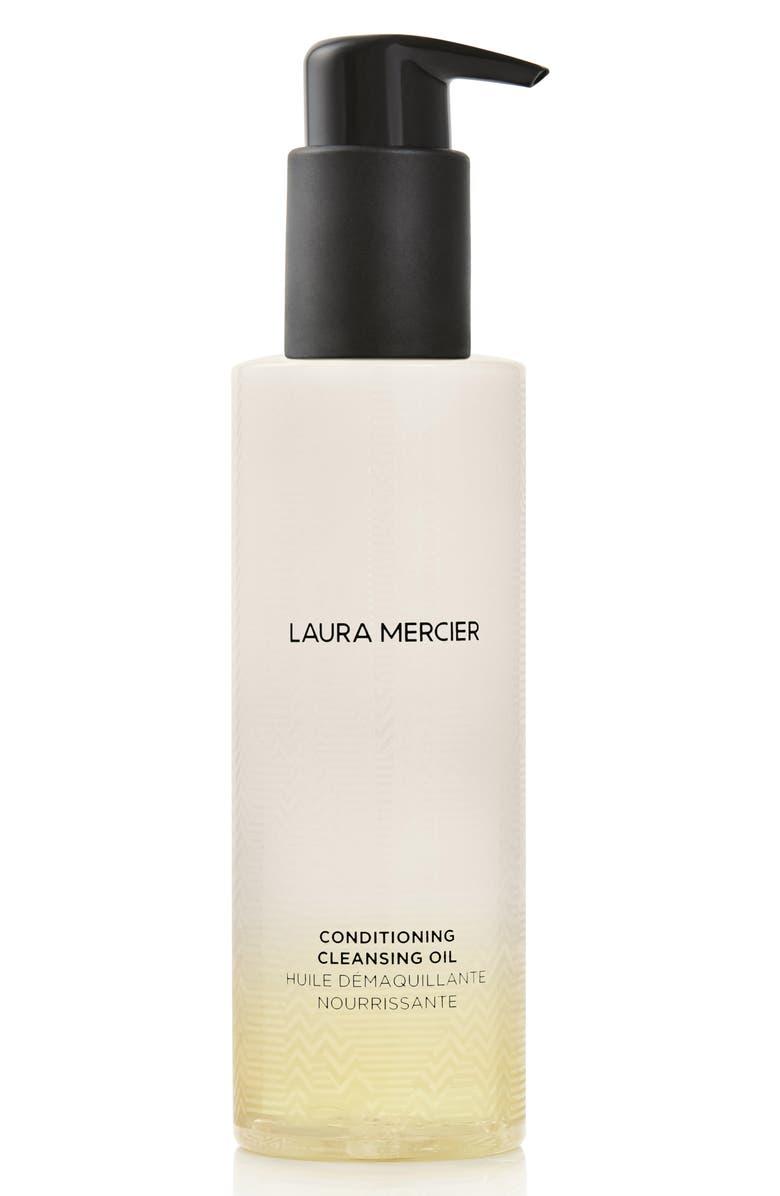 LAURA MERCIER Conditioning Cleansing Oil, Main, color, NO COLOR