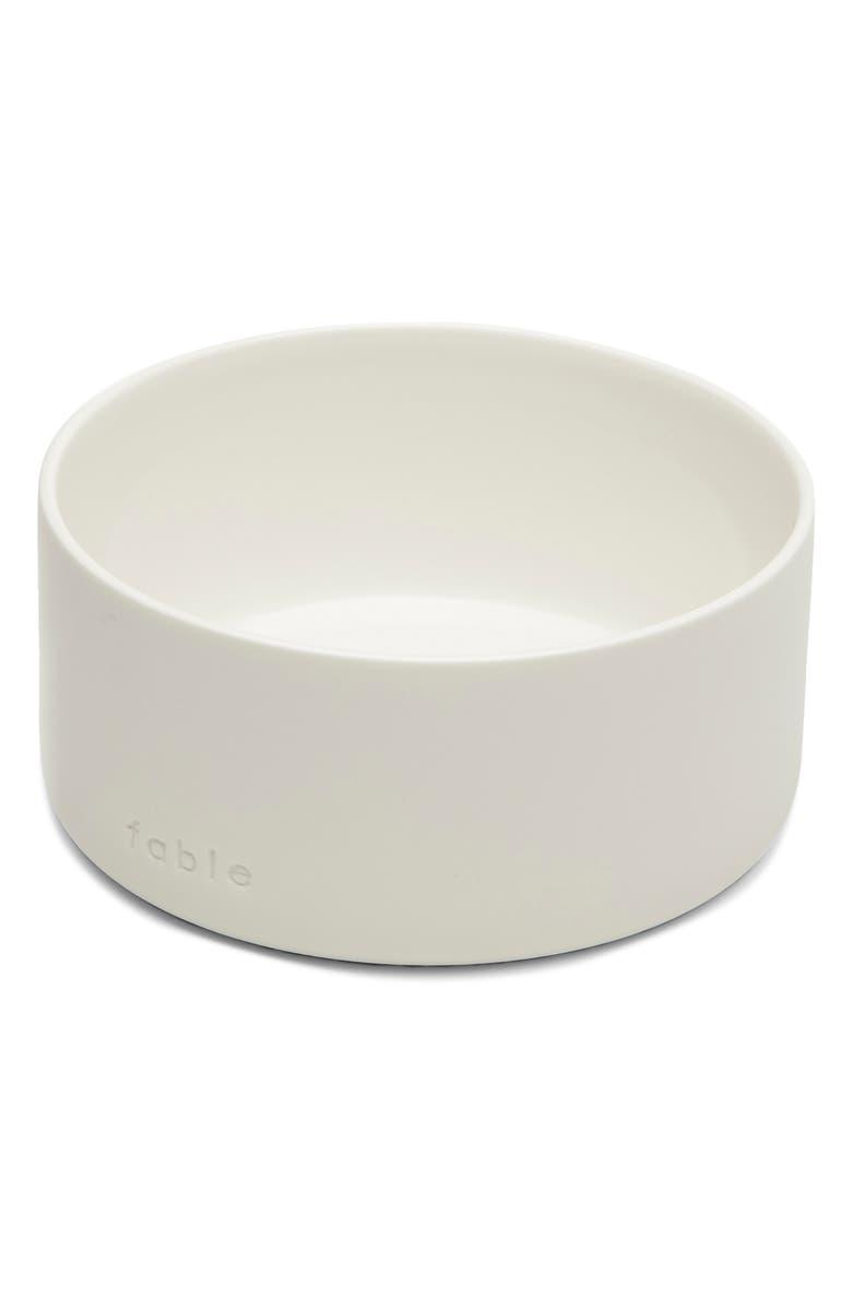 FABLE Pet Bowl, Main, color, TOFU