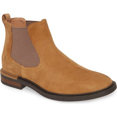 Hush Puppies Davis Chelsea Boot, Brown