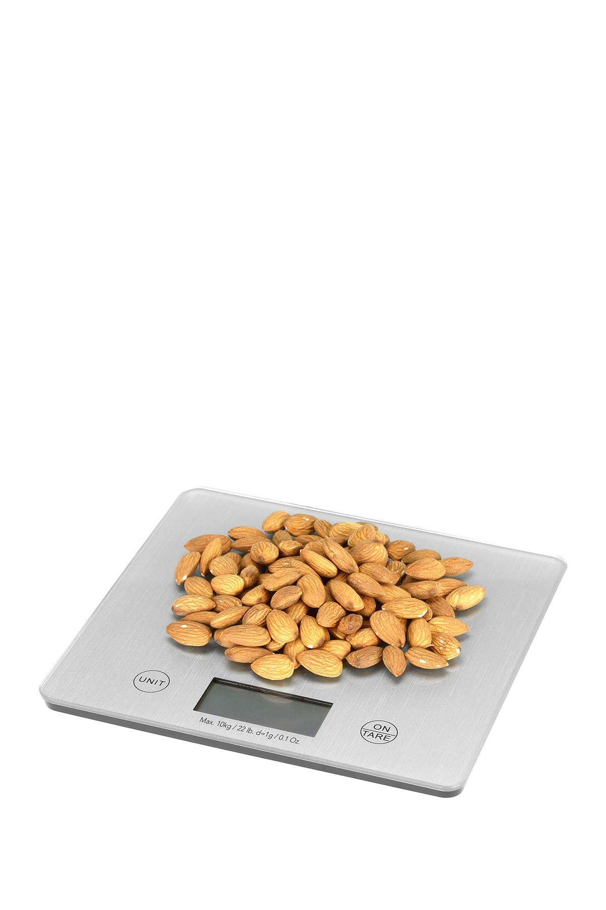 Image of Kalorik XL Silver Digital Kitchen Scale