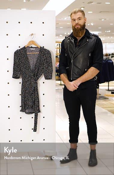 Deanna Wrap Dress, sales video thumbnail