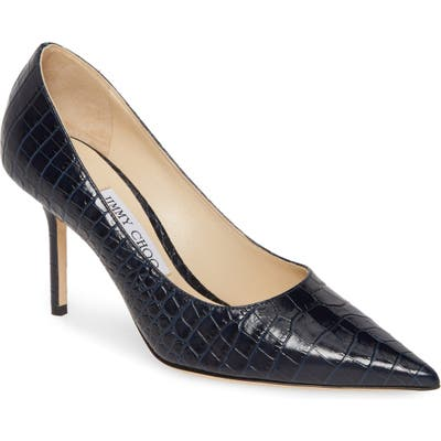 Jimmy Choo Love Pointy Toe Pump, Blue